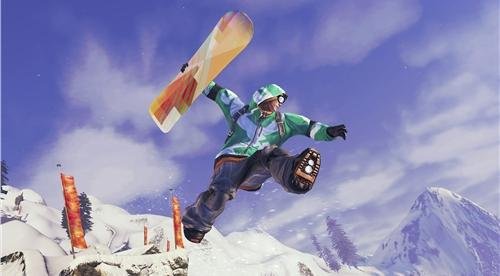 SSX for PS3 to Rent