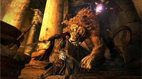 Dragons Dogma for PS3 to Rent