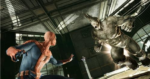 The Amazing Spiderman for PS3 to Rent