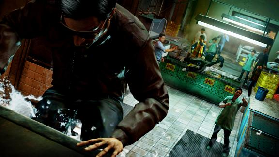 Sleeping Dogs for XBOX360 to Rent