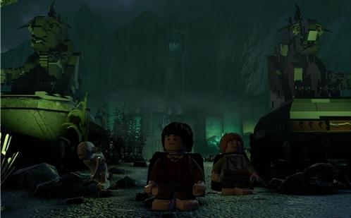 Lego Lord Of The Rings for NINTENDOWII to Rent