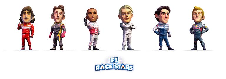 F1 Race Stars for XBOX360 to Rent