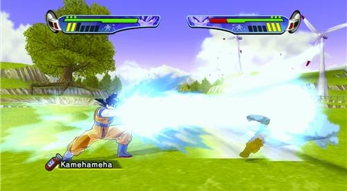 Dragon Ball Z Budokai HD Collection for PS3 to Rent