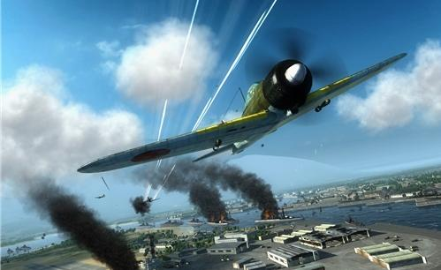 Air Conflicts Pacific Carriers for PS3 to Rent