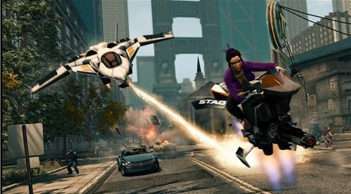 Saints Row The Third The Full Package for XBOX360 to Rent