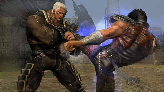 Fist of the North Star Kens Rage 2  for PS3 to Rent
