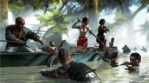Dead Island Riptide for PS3 to Rent