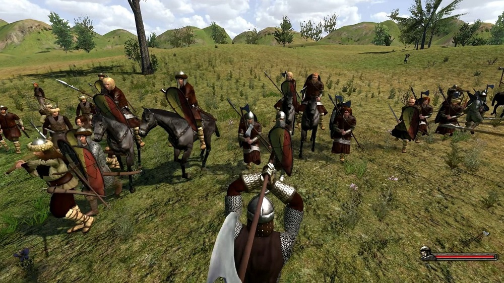 Mount and Blade Warband for PS4 to Rent