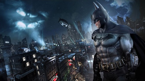 Batman Return to Arkham for PS4 to Rent