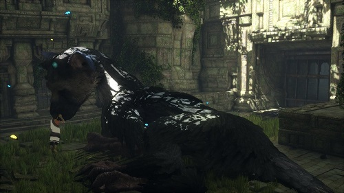 The Last Guardian for PS4 to Rent