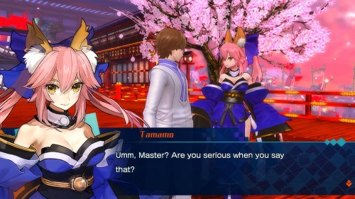 Fate Extella The Umbral Star for PS4 to Rent