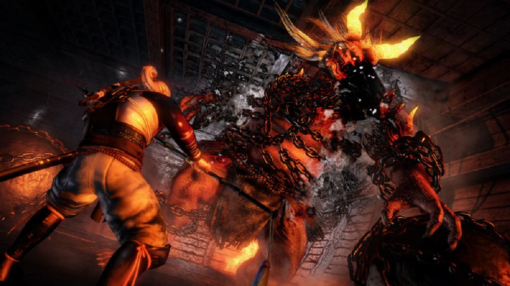 Nioh for PS4 to Rent