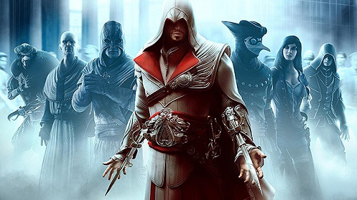 Assassins Creed The Ezio Collection for PS4 to Rent