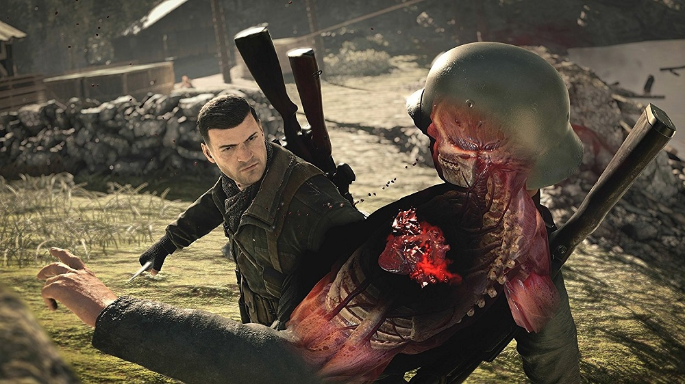 Sniper Elite 4 for PS4 to Rent