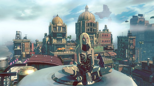 Gravity Rush 2 for PS4 to Rent