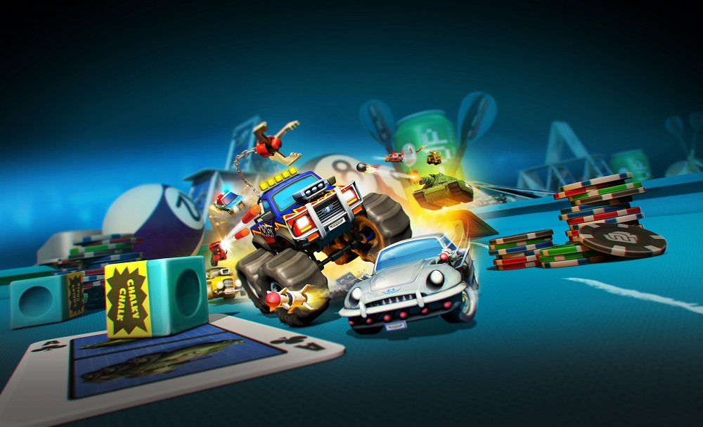 Micro Machines World Series  for XBOXONE to Rent