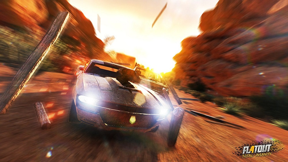 FlatOut 4 for XBOXONE to Rent