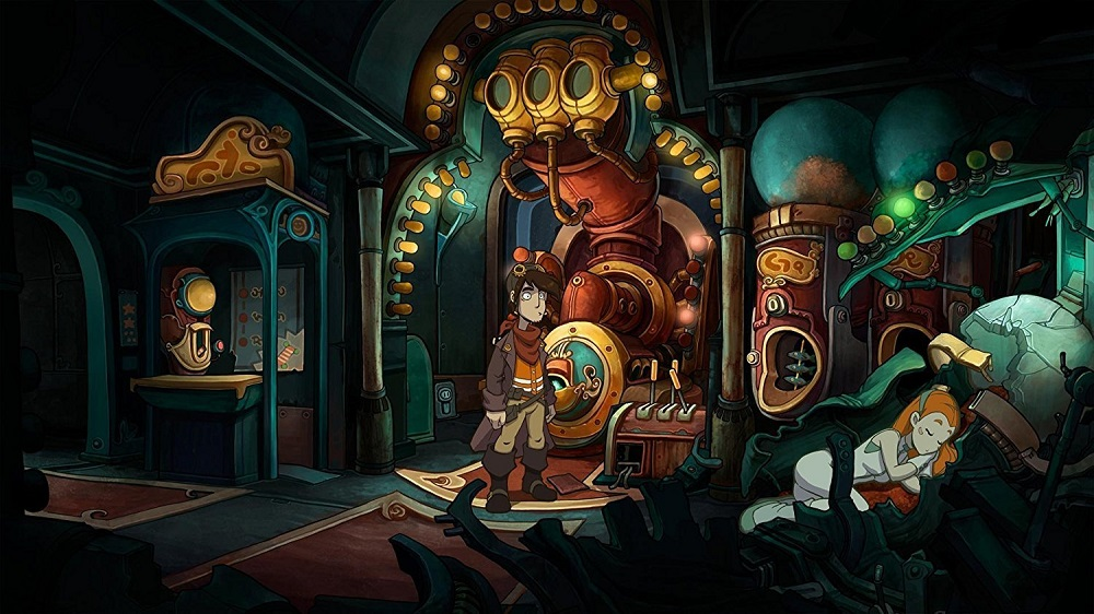 Deponia for PS4 to Rent