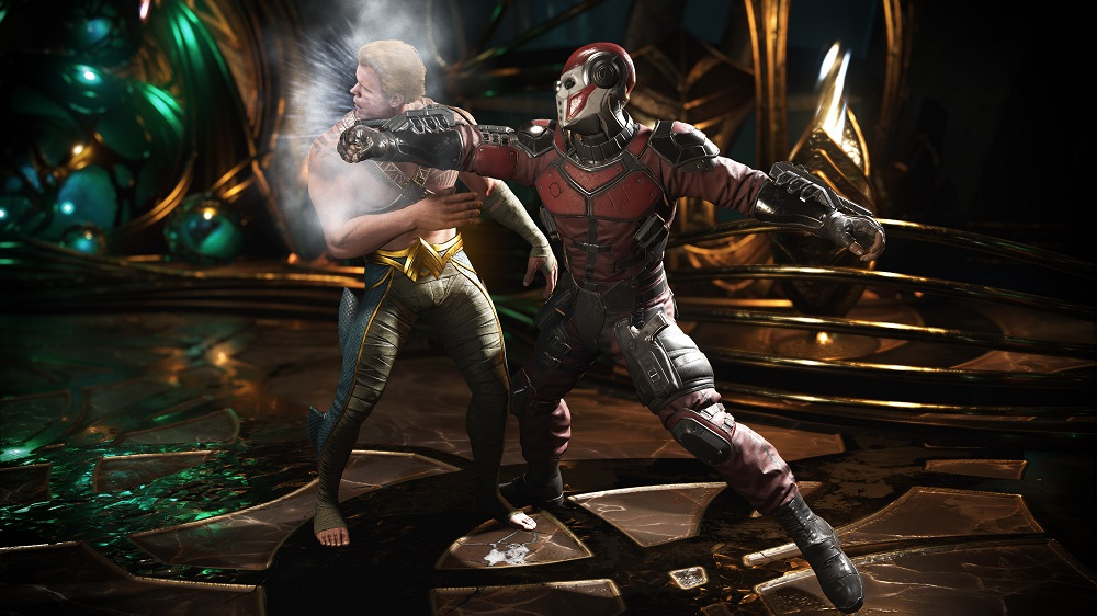 Injustice 2 for PS4 to Rent