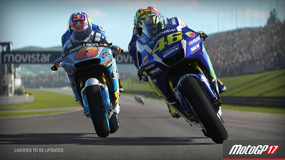 MotoGP 17 for XBOXONE to Rent