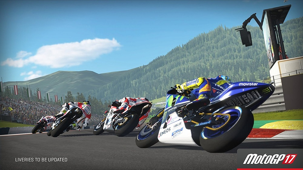 MotoGP 17 for PS4 to Rent