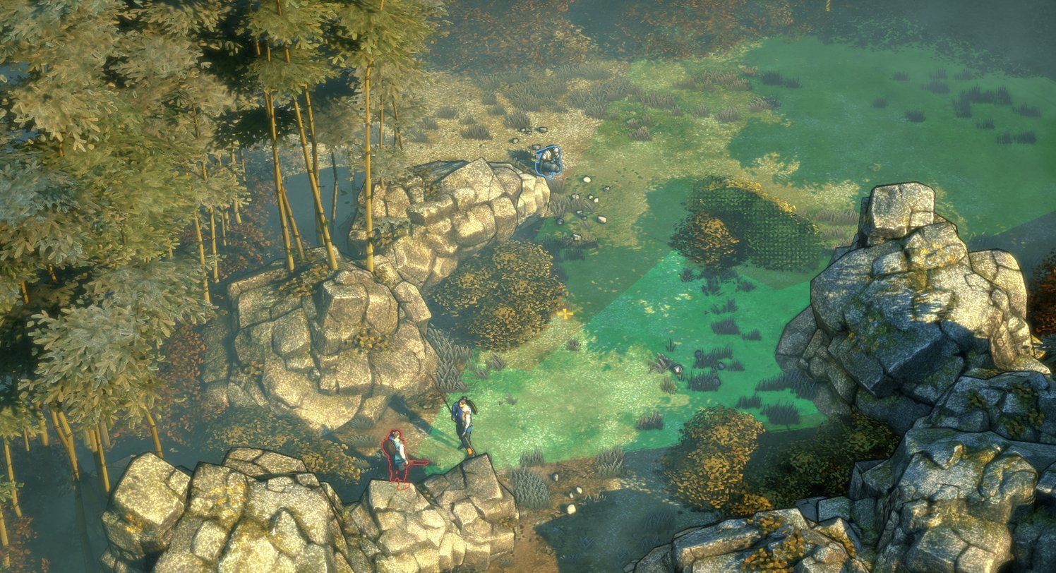 Shadow Tactics Blades of The Shogun  for PS4 to Rent