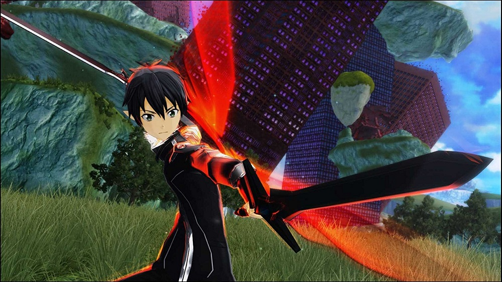Accel World VS Sword Art Online  for PS4 to Rent