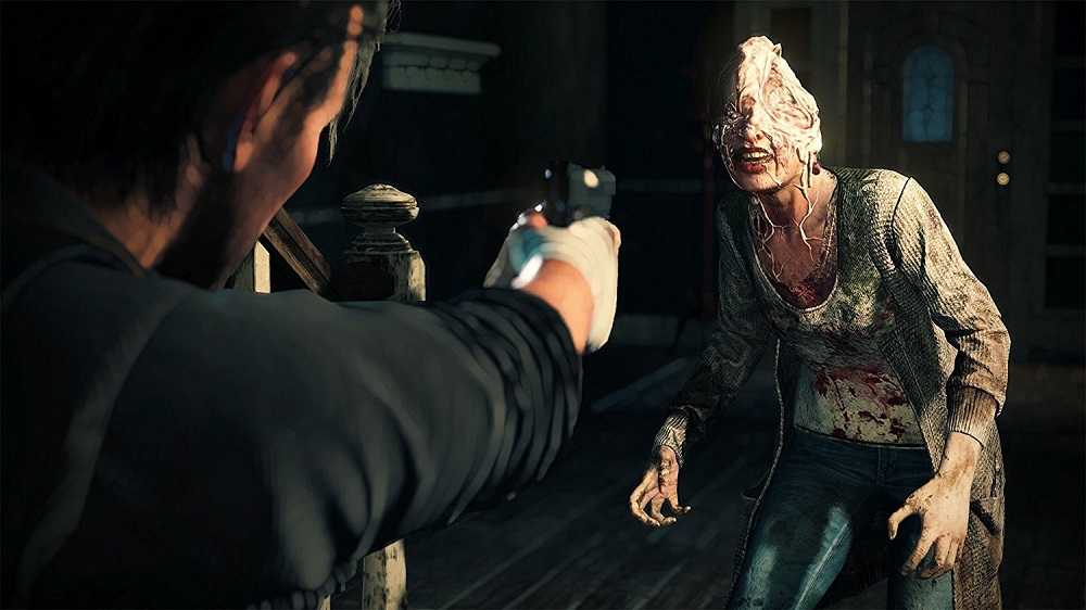 The Evil Within 2 for PS4 to Rent