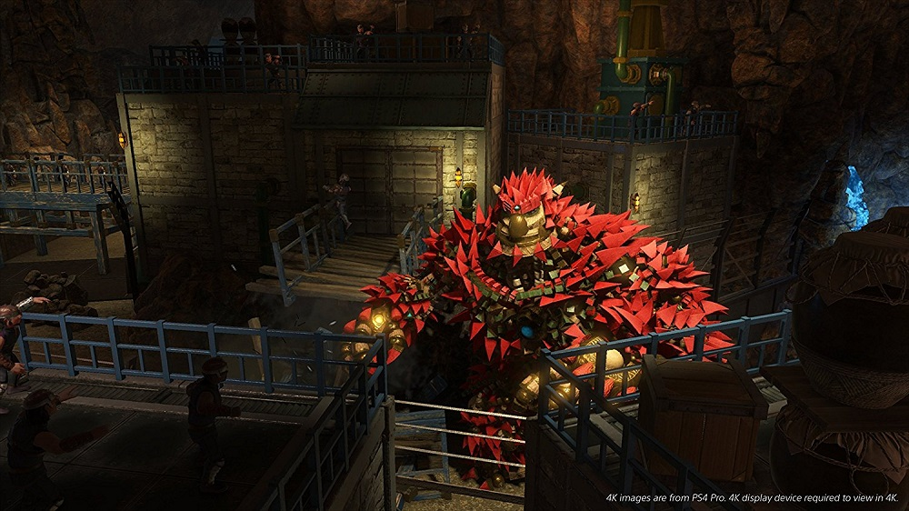 Knack 2 for PS4 to Rent