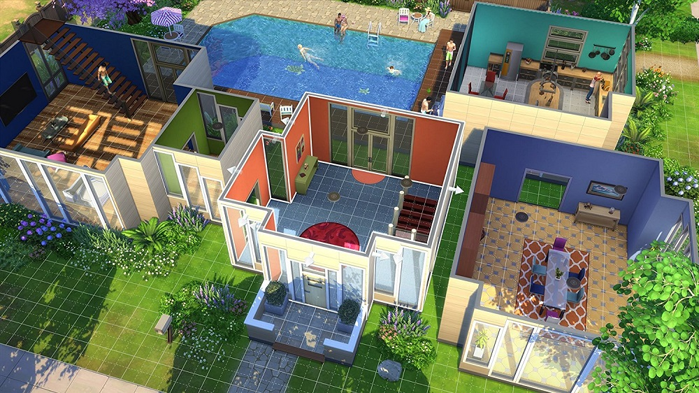 The Sims 4 for PS4 to Rent