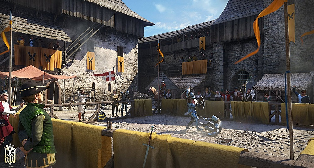 Kingdom Come Deliverance for PS4 to Rent