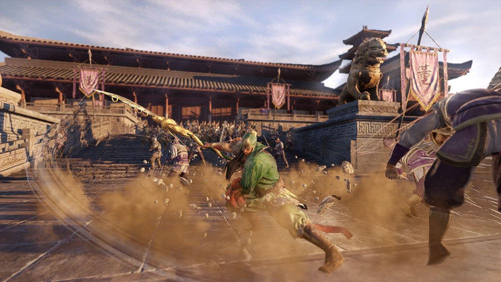Dynasty Warriors 9 for PS4 to Rent