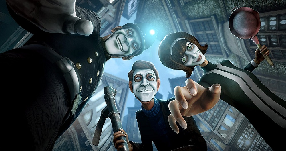 We Happy Few for PS4 to Rent