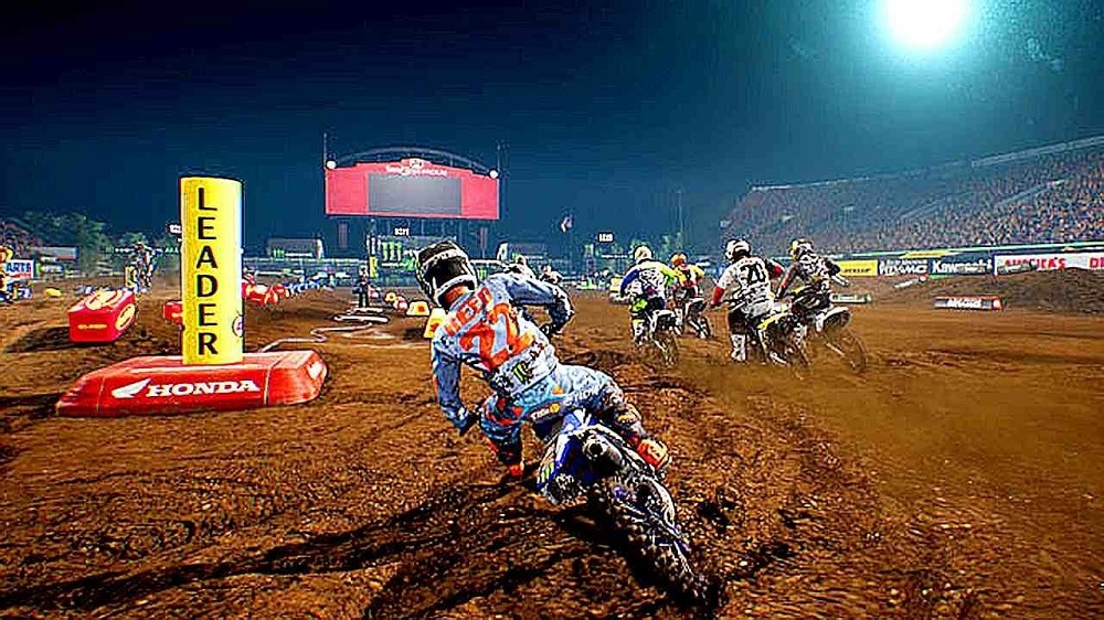 Monster Energy Supercross for SWITCH to Rent