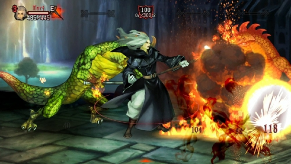 Dragons Crown for PS4 to Rent