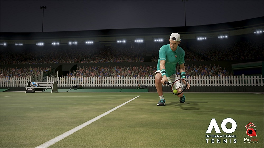 AO International Tennis for PS4 to Rent