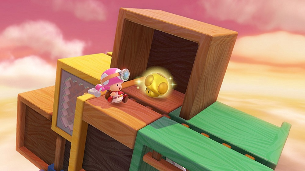 Captain Toad Treasure Tracker for SWITCH to Rent