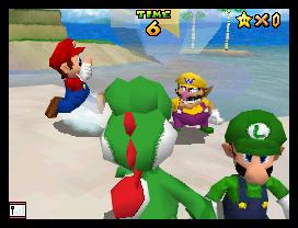 Super Mario 64 DS for NINTENDODS to Rent