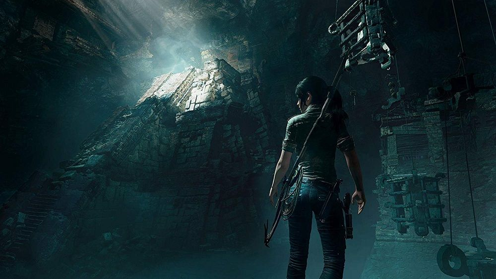 Shadow of the Tomb Raider  for PS4 to Rent