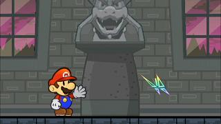 Super Paper Mario for NINTENDOWII to Rent