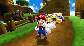 Super Mario Galaxy for NINTENDOWII to Rent