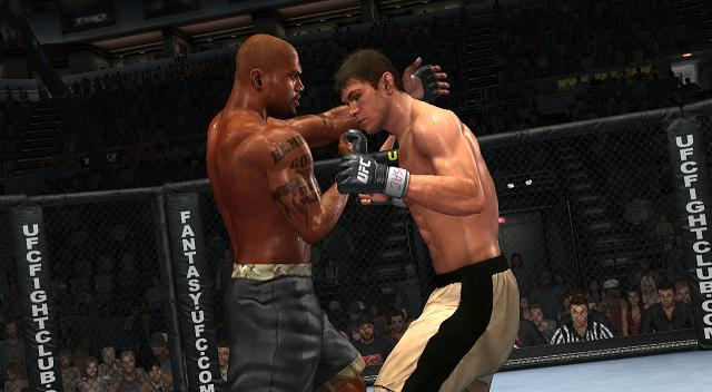 UFC 2009 Undisputed for PS3 to Rent