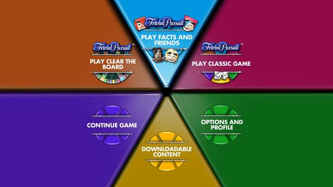 Trivial Pursuit for XBOX360 to Rent