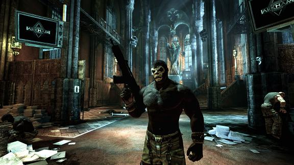 Batman Arkham Asylum for PS3 to Rent