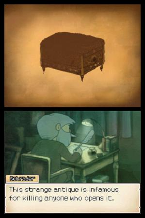 Professor Layton And Pandoras Box for NINTENDODS to Rent