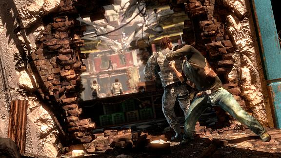 Uncharted 2 Among Thieves for PS3 to Rent