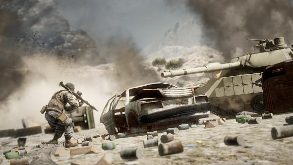 Battlefield Bad Company 2 for XBOX360 to Rent