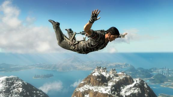 Just Cause 2 for PS3 to Rent