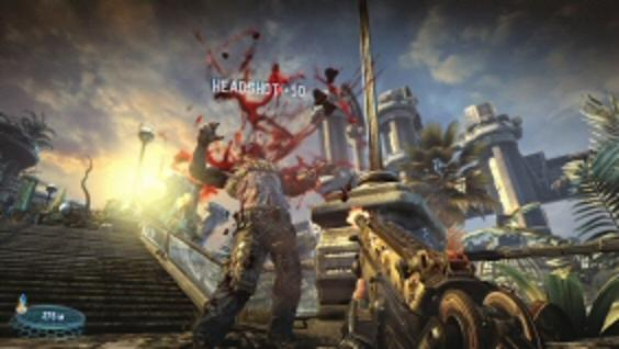 Bulletstorm for PS3 to Rent