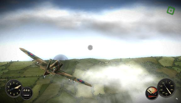 Combat Wings The Great Battles Of World War II for XBOX360 to Rent